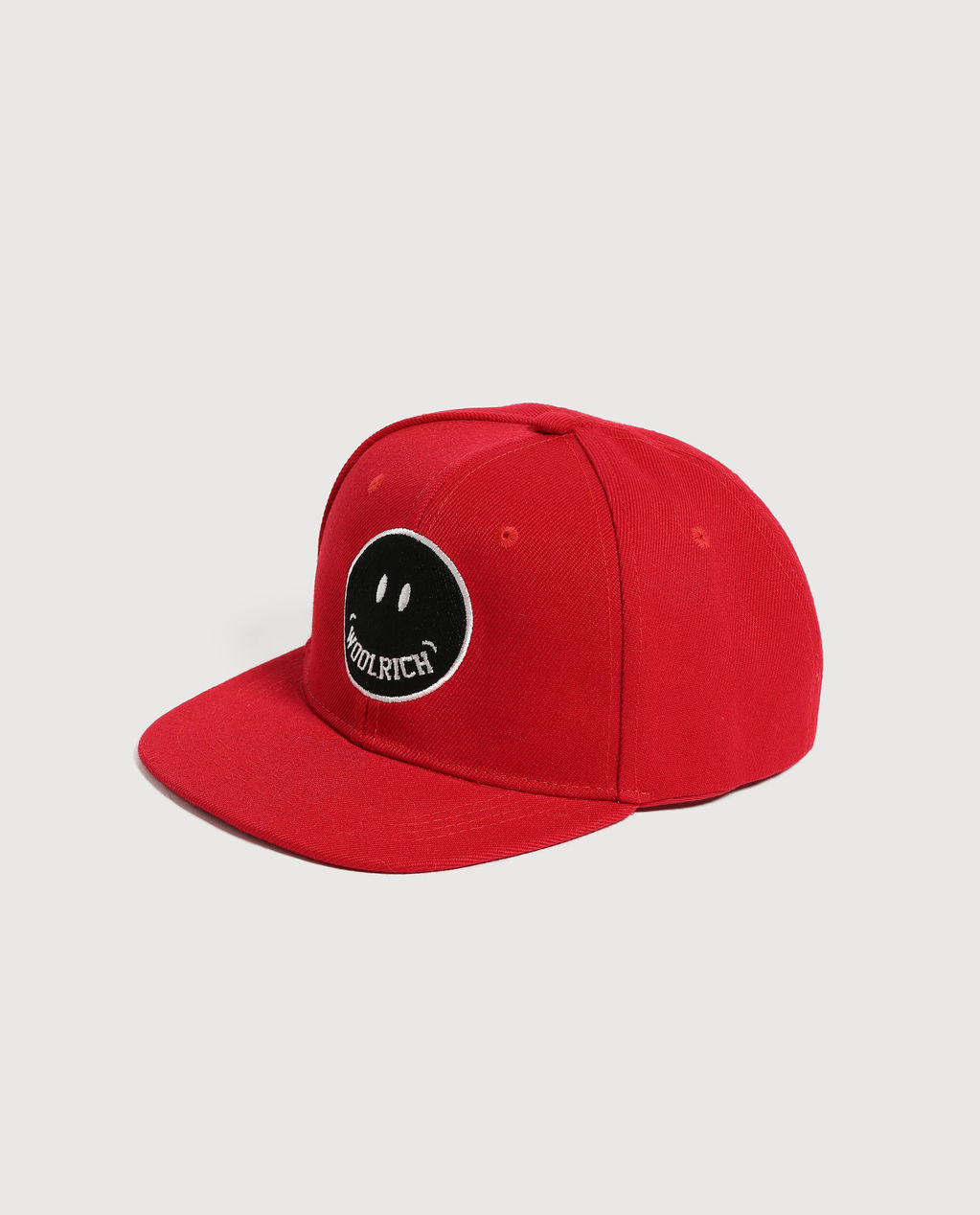 B'S Woolrich Baseball Cap Red
