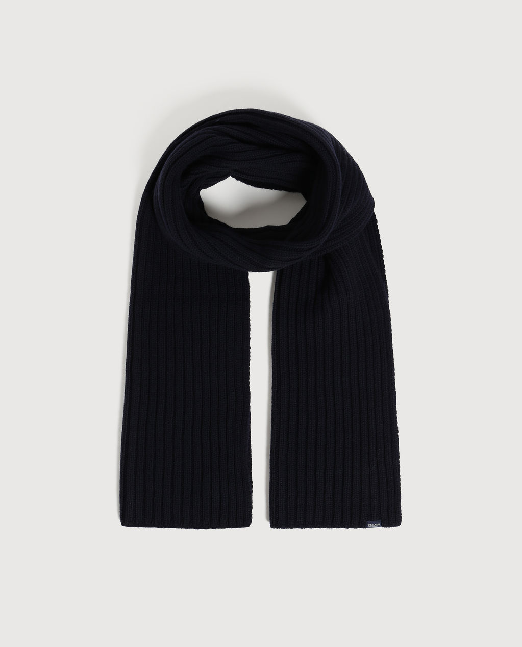 Pure Wool Scarf MELTON BLUE