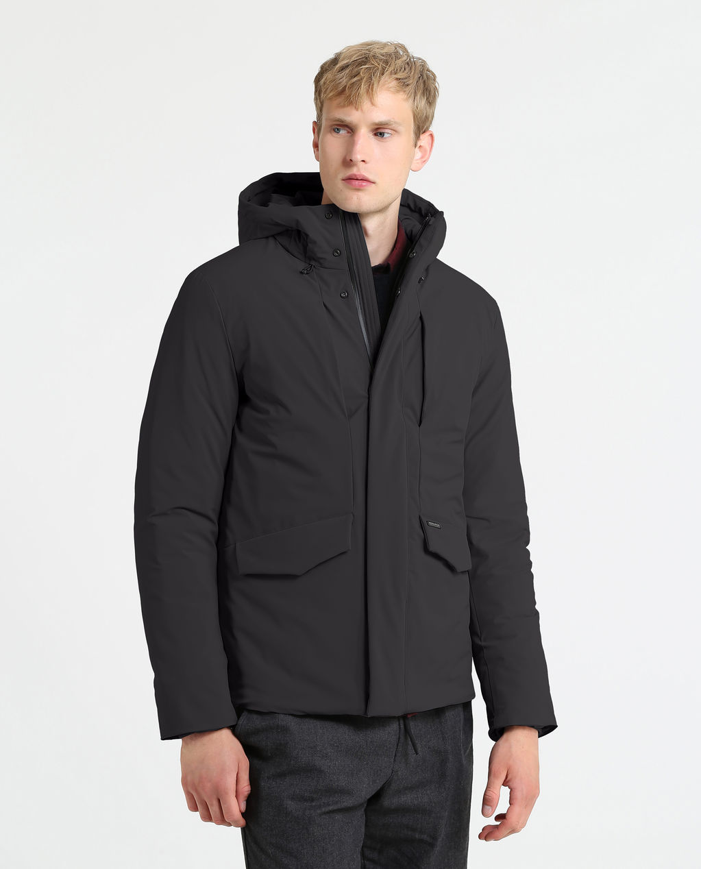 Stretch Mountain Jkt Phantom