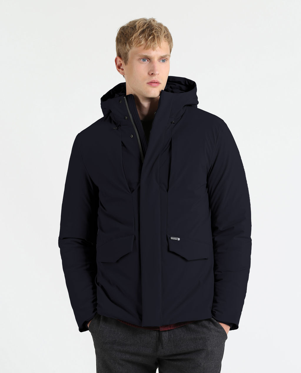 Stretch Mountain Jkt CLASSIC NAVY